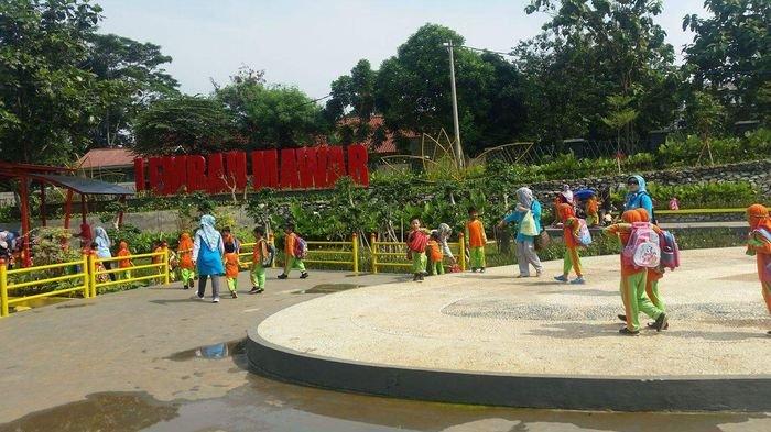 Taman Lembah Mawar Depok Diresmikan Wali Kota