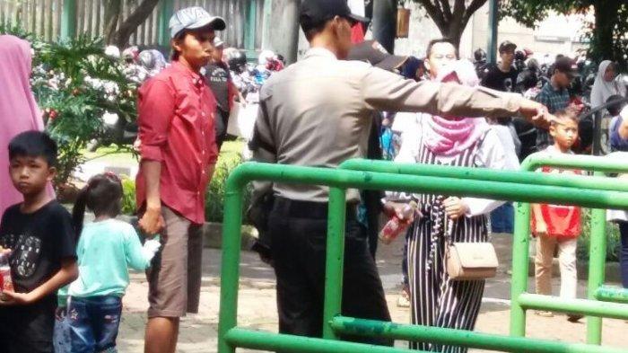 Antisipasi Lonjakan Pengunjung, Ratusan Personel Gabungan Disiagakan di Ragunan