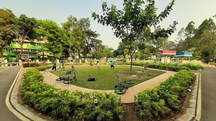 Berkunjung ke Taman Pintar Berlalu Lintas di Tebet Jakarta Selatan Bisa Bermain Sambil Belajar Lho!