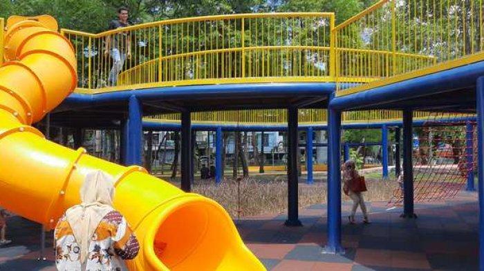 Belum Diresmikan untuk Umum, Taman Puring Diminati Masyarakat, Ini Katanya