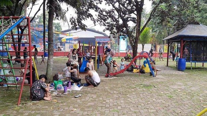 Taman Wisata Pasir Putih Sawangan Depok Dibuka Terbatas, Jam Operasional Dibagi 2 Sesi