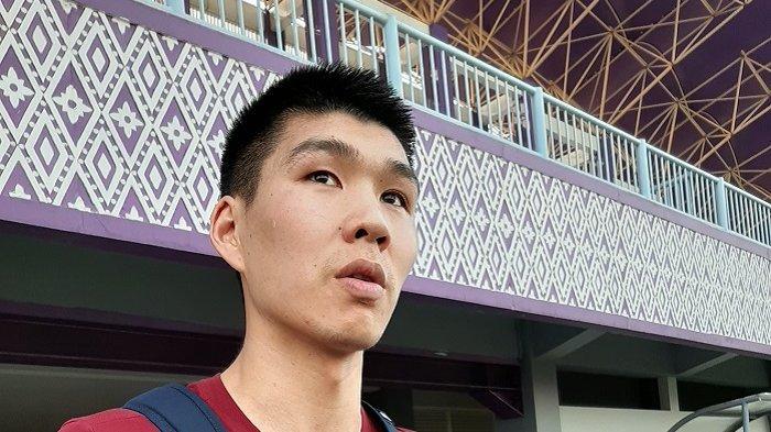 Kompetisi Tanpa Suporter, Ini Tanggapan Pemain Asing Persita Tangerang Tamirlan Kozubaev