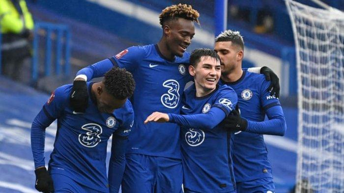 Tammy Abraham Bikin Hatrik, Chelsea Menang 3-1 Atas Luton Town Lolos Ke Babak Kelima FA Cup