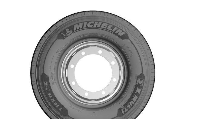 Michelin Luncurkan Ban Ukuran 16 Inci Untuk Truk Ringan, Mampu Kurangi Biaya Perawatan