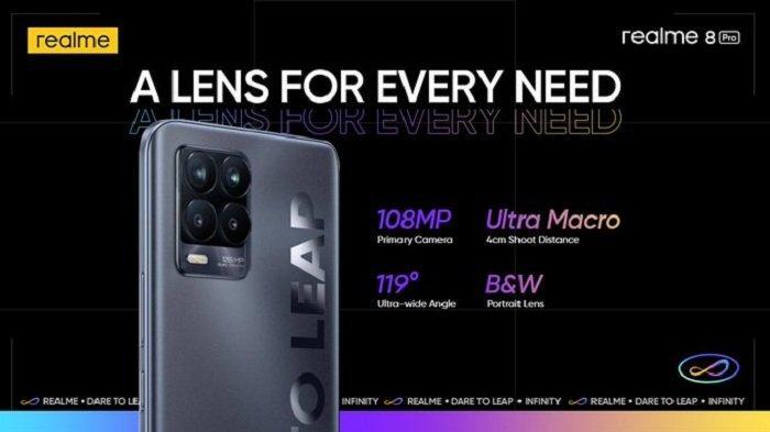 Flagship Killer GT 5G Resmi Diumumkan Realme, Ini Kecanggihan Ponsel Mid Range Bersensasi High End