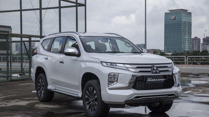 Hadir dengan Enam Tipe, Mitsubishi New Pajero Sport Dibanderol Mulai Rp 502 Jutaan