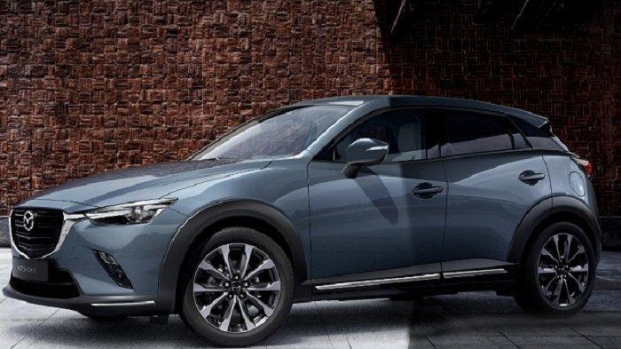 Boyong Mesin Baru, New Mazda CX-3 Sport 1.5 L Mengaspal dengan Banderol Mulai Rp 339,9 Juta