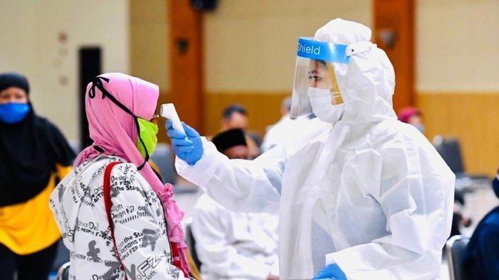 Presiden Joko Widodo Jalani Swab Test Pastikan Tak Terjangkit Covid-19