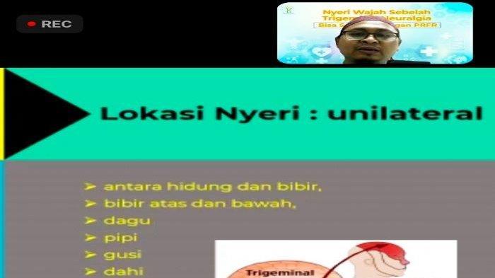 Nyeri Wajah Sebelah Membuat Nenek di Jakarta Mau Akhiri Hidup, Akhirnya Sembuh dengan PRFR