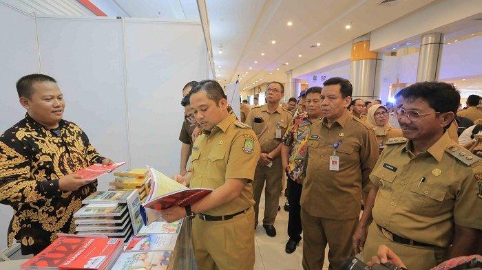 Tangerang Book Festival 18-21 Februari 2020, Ada 20 Stand Bazar Buku Hingga Harga Miring