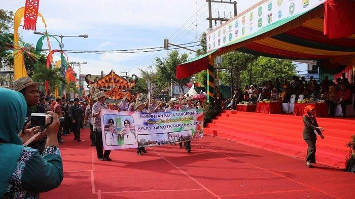 Tangerang Fashion Carnival Meriahkan Apeksi di Tarakan