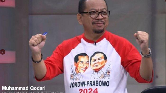 Ini Alasan Qodari Dorong Jokowi-Prabowo di Pilpres 2024, Tutup Ruang Politik Variabel Imam Besar