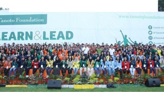 Tanoto Foundation Berikan 170 Orang Paket Beasiswa Komplit Kuliah S1 di Sembilan PTN