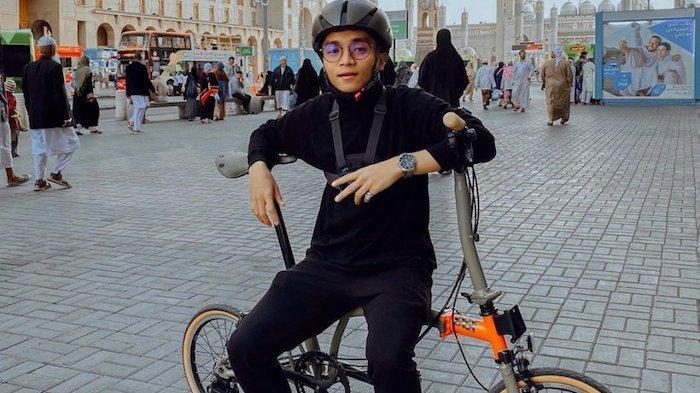 Taqy Malik Senang Motor Listrik Beroperasi di Jakarta, Bisa Jadi Solusi Mengatasi Polusi Udara
