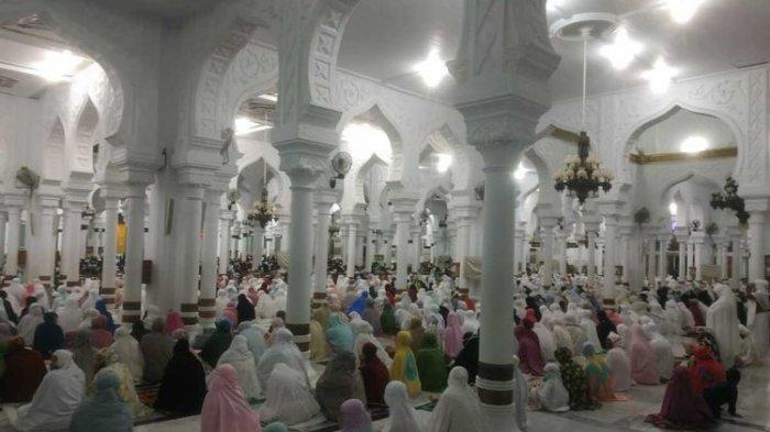 MUI Kota Bekasi Sarankan Pengurus Masjid Bagi Sesi Sholat Tarawih Ramadhan 2021