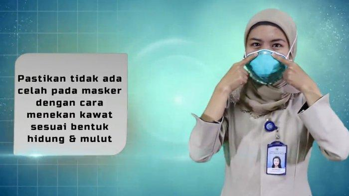 Penggunaan Masker Meningkat Sejak Ada Virus Corona, Simak Tips Makeup Anti Luntur Saat Pakai Masker