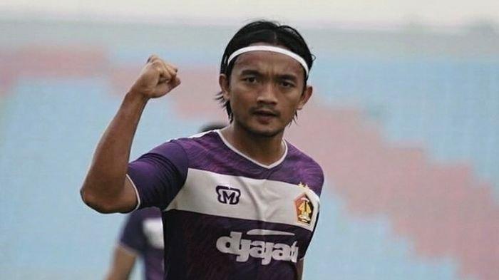 Kisah Gelandang Persita Tangerang Taufik Febriyanto Bawa 2 Klub Sepakbola ke Liga 1