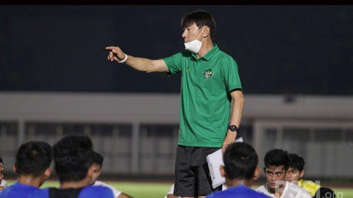 Shin Tae-yong Minta PSSI Punya Area Pemusatan Latihan Sendiri