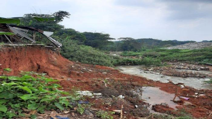 Dinas PUPR Kota Depok Tunggu Persetujuan Kementerian Ini untuk Perbaiki Longsor di Kali Pesanggrahan