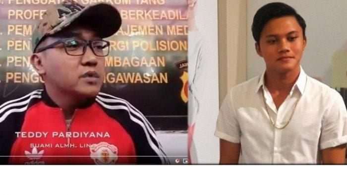 Kesabaran Habis, Rizky Febian Laporkan Teddy Pardiyana Karena Kuasai Harta Peninggalan Lina Jubaedah