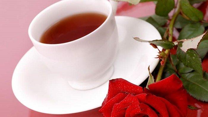 Rose Tea Bagaimana Rose Tea Membantu Menurunkan Berat Badan Anda Warta Kota