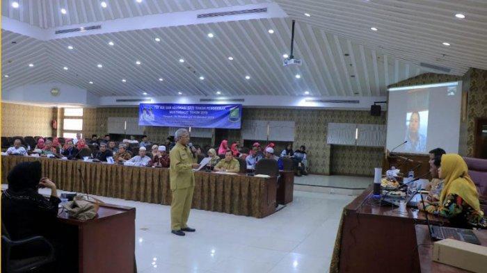 Wali Kota Tangerang Ajak Para Tokoh Penggerak Masyarakat Door to Door Sebarkan Program KB