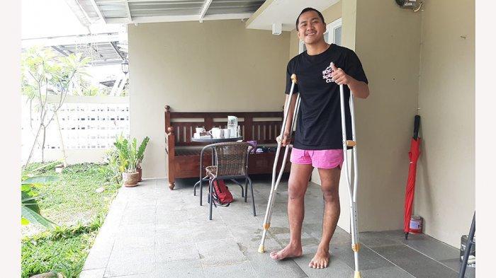 Mantan Kiper Timnas Futsal Indonesia Tely Sarendra Selesaikan Skripsi Sambil Jalani Latihan