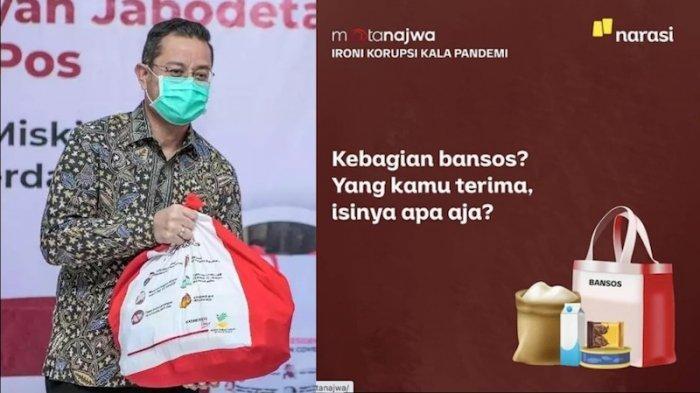 Mata Najwa Malam Ini (10/2) Soal Korupsi Bansos Covid19 Juliari Batubara | Link Streaming