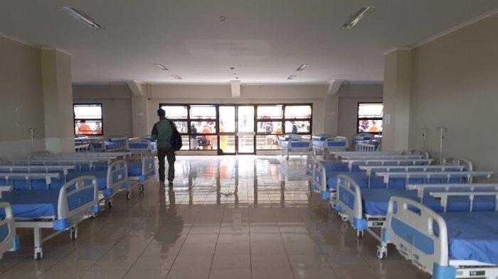 Siapkan Skema Terburuk,  Asrama Haji dan Stadion Patriot Bekasi untuk Pasien Covid-19