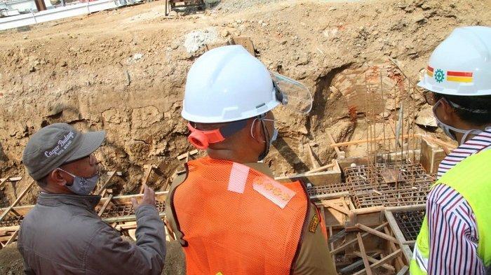 Struktur Lawas di Bawah Stasiun Bekasi, BTP Jakban Tunggu Hasil Penelitan BPCB Banten-Jabar