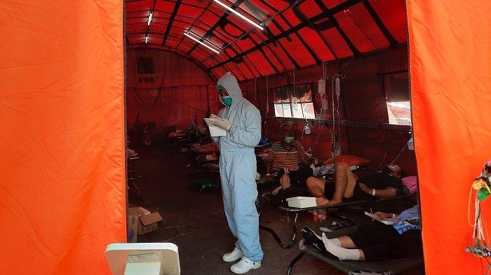 Kasus Covid-19 Kabupaten Bogor Terus Naik Mencapai 980 Orang Per Hari, Cibinong Paling Tinggi