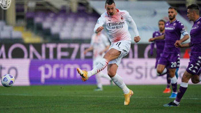 AC Milan Kalahkan Fiorentina 3-2, Jaga Persaingan dengan Inter Milan di Klasemen, Jauhi Juventus