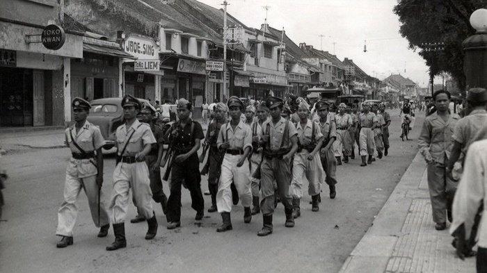 Soeharto atau Sultan Hamengku Buwono IX Penggagas Serangan Umum 1 Maret 1949, Ini Jawabannya