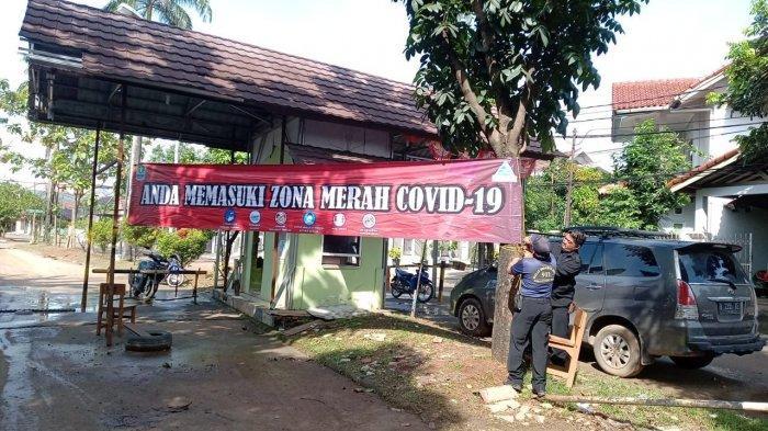 Dalam 3 Hari 25 Warga Pondok Mitra Lestari Terpapar Covid-19 Pengurus RW Khawatir Muncul Varian Baru