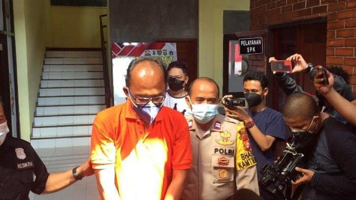 Ini Dia Tukang Tambal Ban Penebar Ranjau Paku di Jalan Gatot Subroto, Terancam 9 Tahun Penjara