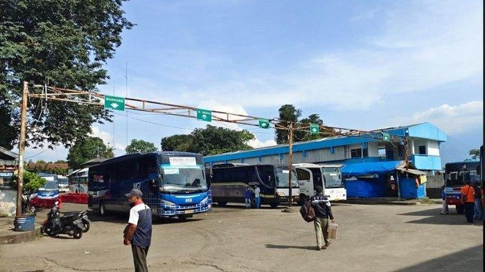 Larangan Mudik Lebaran, Pelayanan Operasional Terminal Baranangsiang Bogor Dihentikan 6-17 Mei 2021