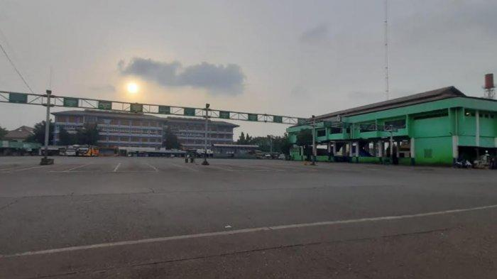 Relaksasi Menhub Moda Transportasi Umum, Bus AKAP di Terminal Induk Bekasi Tetap Tidak Beroperasi