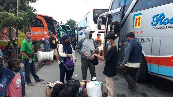 Pemerintah Perbolehkan Mudik Lebaran Tahun Ini, Terminal Kalideres Bersiap Sambut Idul Fitri 2021