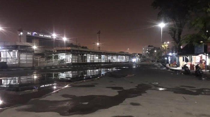 Mulai Hari Ini Terminal Tanjung Priok Ditutup saat Diberlakukan Larangan Mudik Lebaran