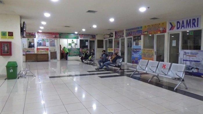 Terminal Pulo Gebang Jakarta Timur Masih Sepi Penumpang Jelang Libur Panjang