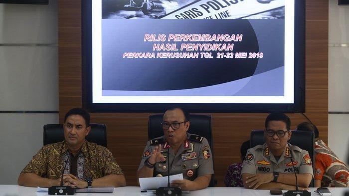 TERNYATA Rusuh 22 Mei Libatkan 8 Kelompok, Penembak Korban Tewas Diidentifikasi Polisi