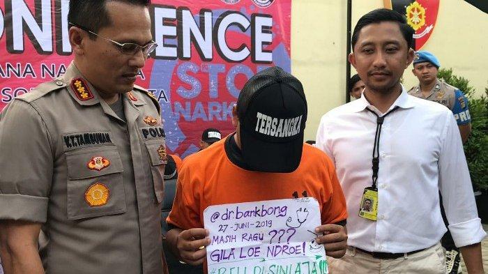 Jalurnya yang Strategis Membuat Wilayah Kota Tangerang Jadi Perlintasan Primadona Penyebaran Narkoba
