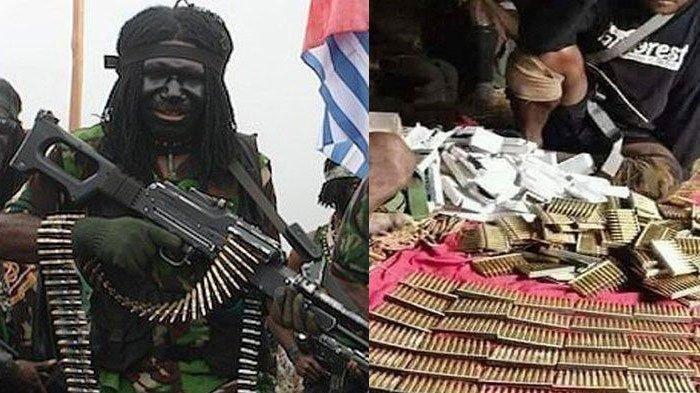 KONTAK Tembak dengan KKB di Ugimba Papua, Seorang Anggota TNI Serda M Ramadhan Gugur
