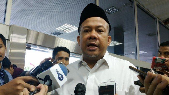 Fahri Hamzah Minta Reuni Akbar PA 212 Jangan Dibenturkan Kepada Pemerintahan Jokowi