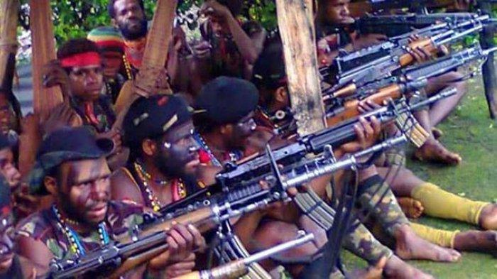 TERUNGKAP Kekejaman KKB Papua Eksekusi Sandera Sambil Menari-nari, Ini Cerita Sandera Selamat