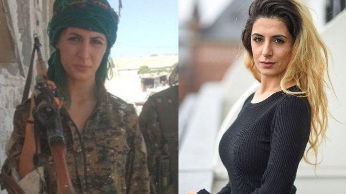 TERUNGKAP Sniper Cantik Ini Jadi Tentara yang Paling Dicari ISIS dan Kepalanya Dihargai Rp14 Milliar
