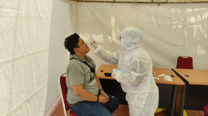 Saat Tiba di Jakarta, 244 Pemudik di Grogol Petamburan Wajib Ikut Swab Test
