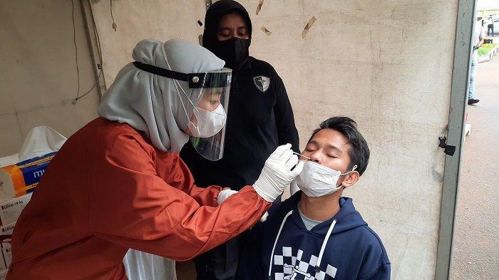 Antisipasi Lonjakan Covid-19, Dinas Kesehatan Tangerang Siapkan 10.000 Unit Alat Tes Swab Antigen