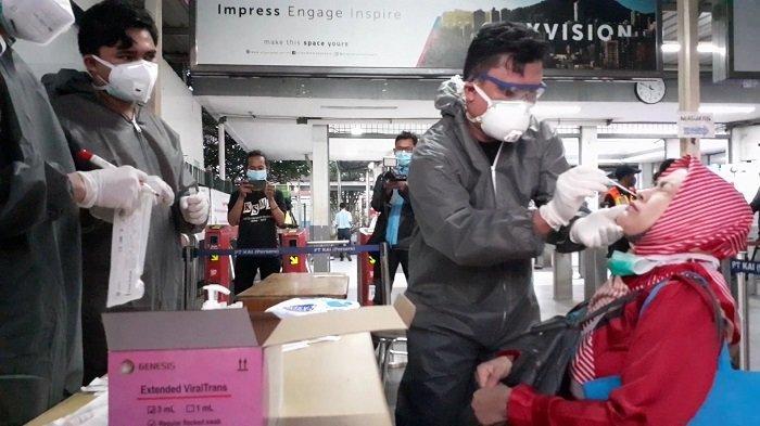 40 Hari Hasil Tes Swab 8 Orang di Bekasi Tak Kunjung Keluar, Anies Kirim Tim, Satu Hari Selesai