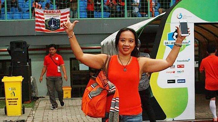 Jelang Duel Persija Jakarta vs PSS Sleman, Tessa Witarsa Tidak Punya Ekspektasi Tinggi ke Tim Oranye